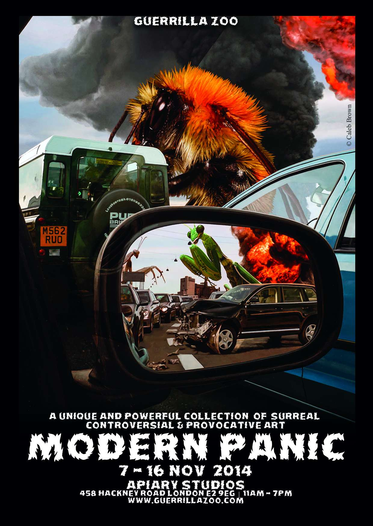 Modern Panic V