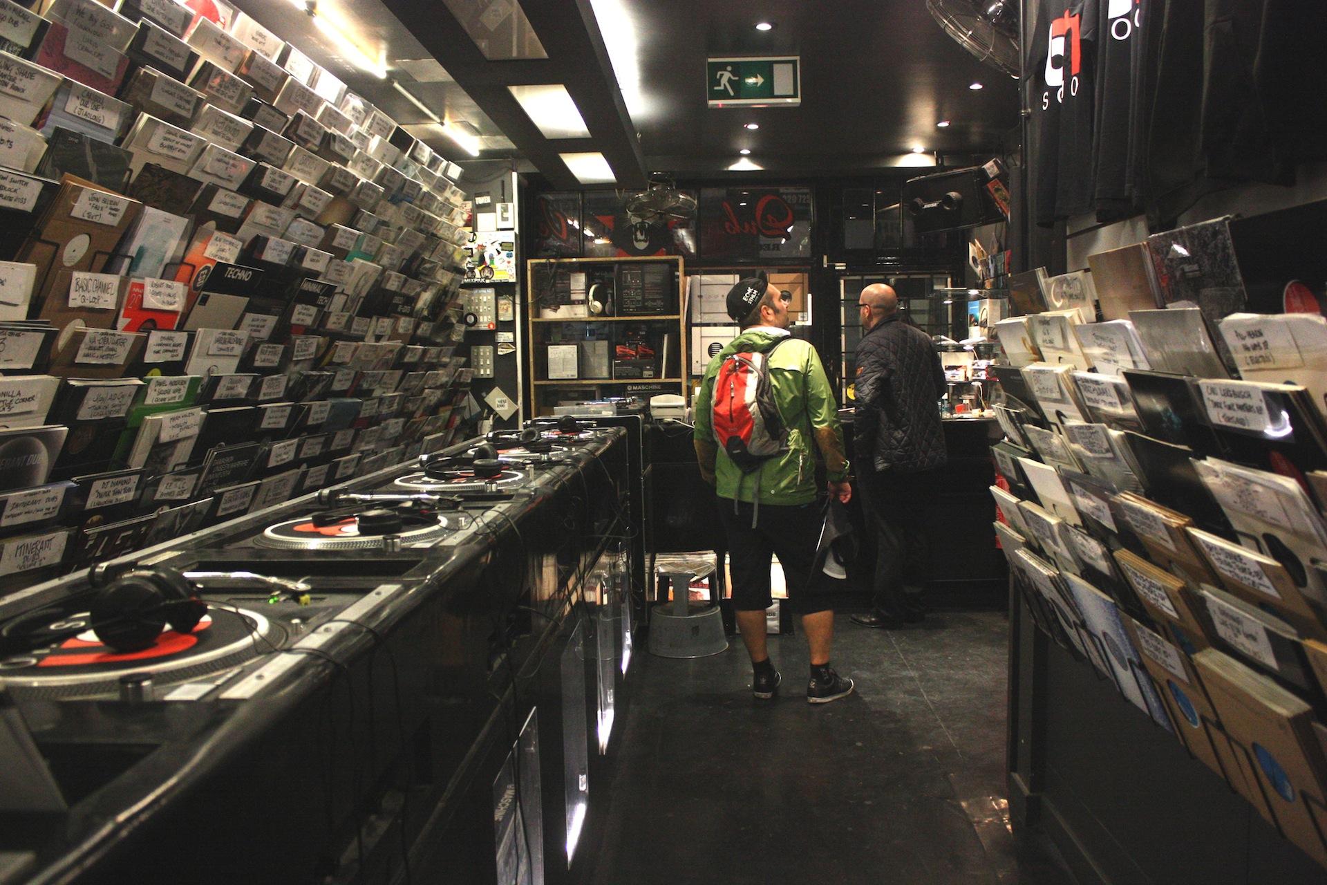 Record Store Article - BM Soho