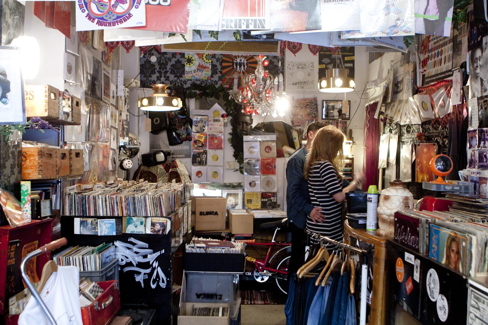 Eldica Records, Soho