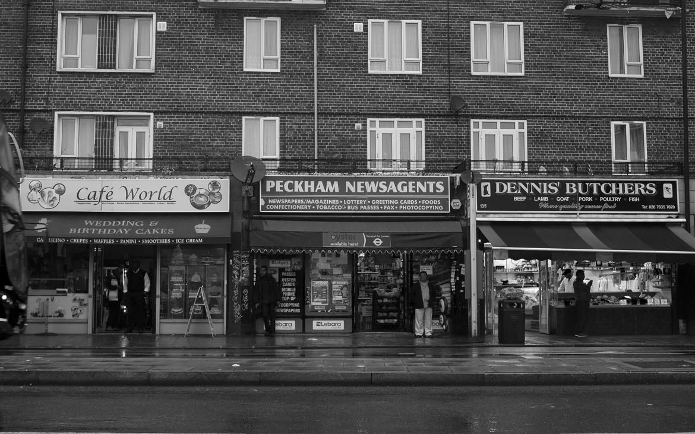 Peckham - Photograph by Hannah Hutchins