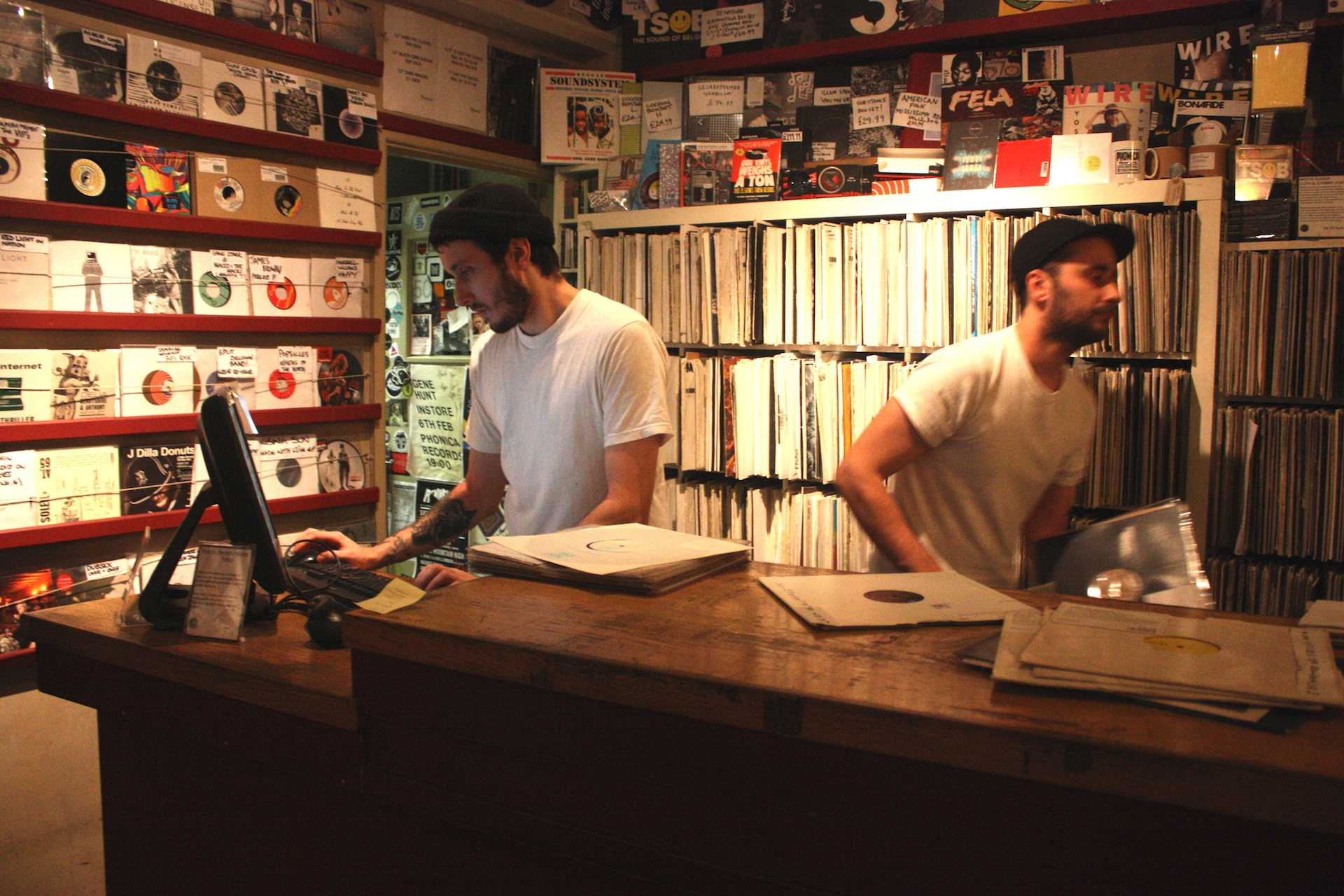 Record Store Article - Phonica