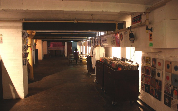 Record Store Article - Rye Wax