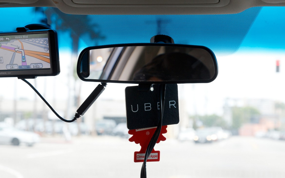 The possible dangers of Uber, the ridesharing sensation.