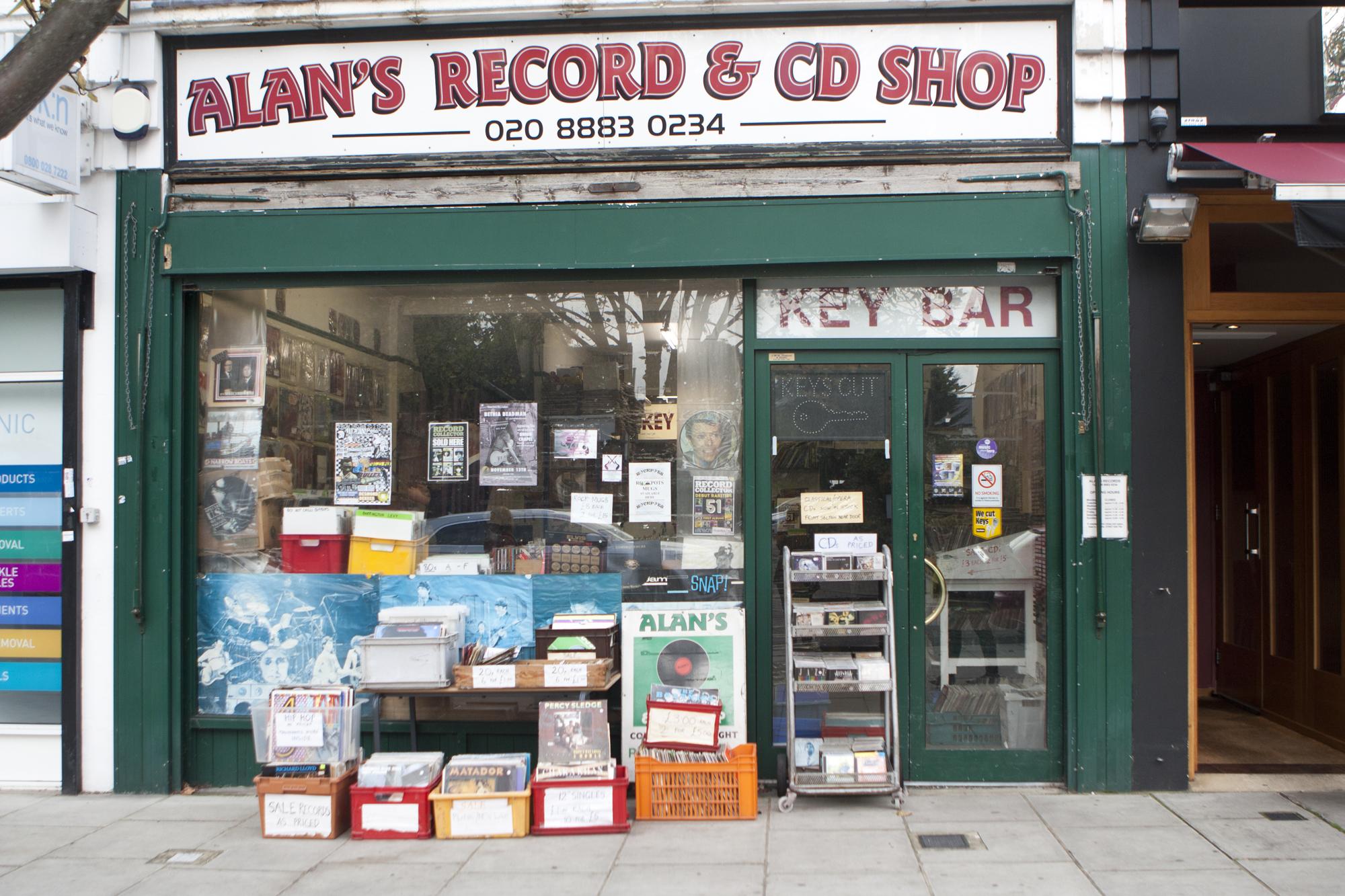 Alan's Records