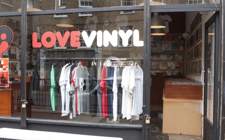Love Vinyl, Hoxton