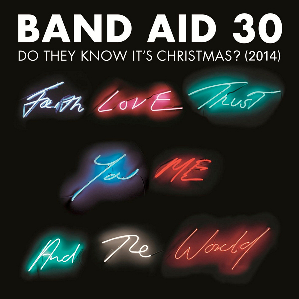 Band Aid 2014 Cover
