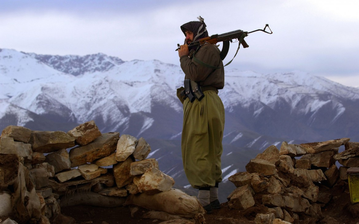 Kurdistan Workers' Party, PKK Kurdish Partiya Karkerên