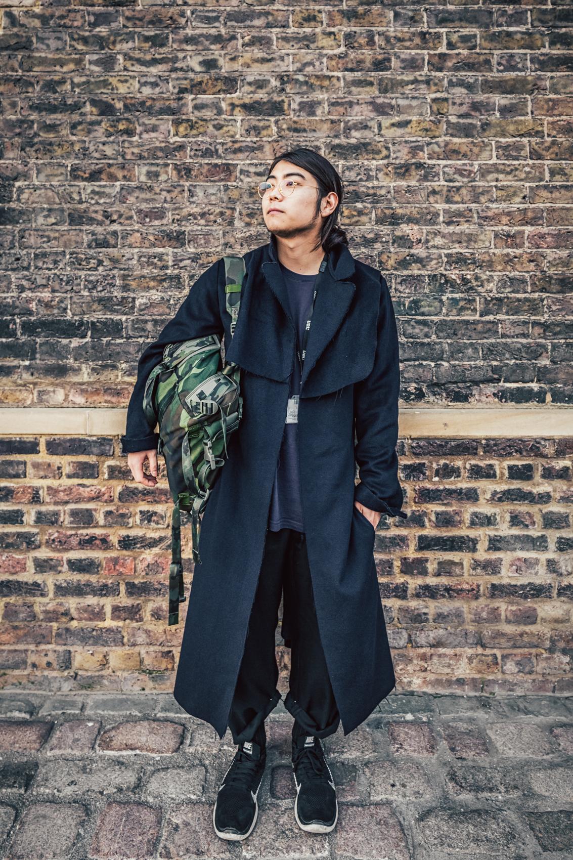 Oliver Lee, BA Fashion Menswear, South Korea
