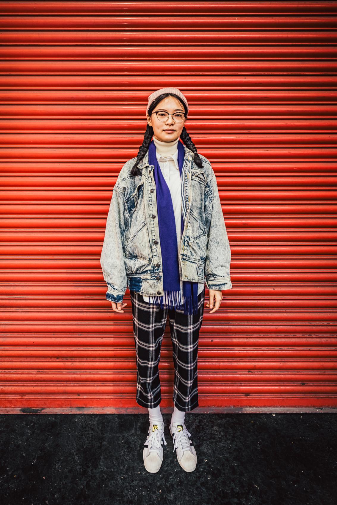 Xue Chen, BA Fashion Womenswear, China