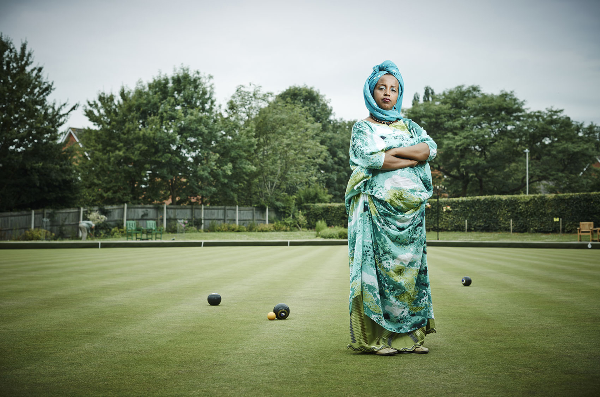 Sagal - Make Leicester British Photo by Phil Fisk for Channel 4