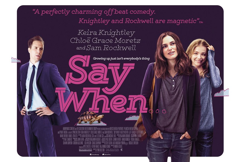 Say When Poster