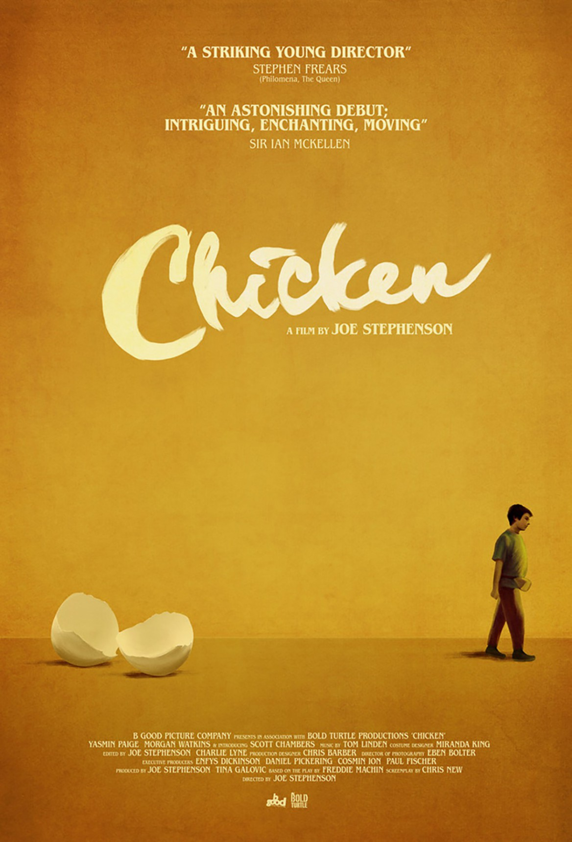 Chicken, A Film by Joe Stephenson