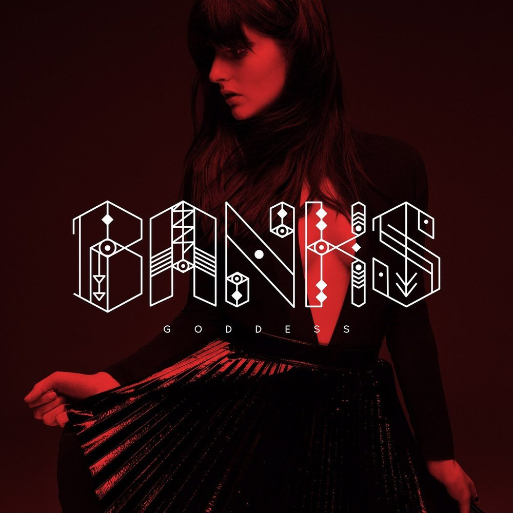 Banks - Goddess (Album Cover)