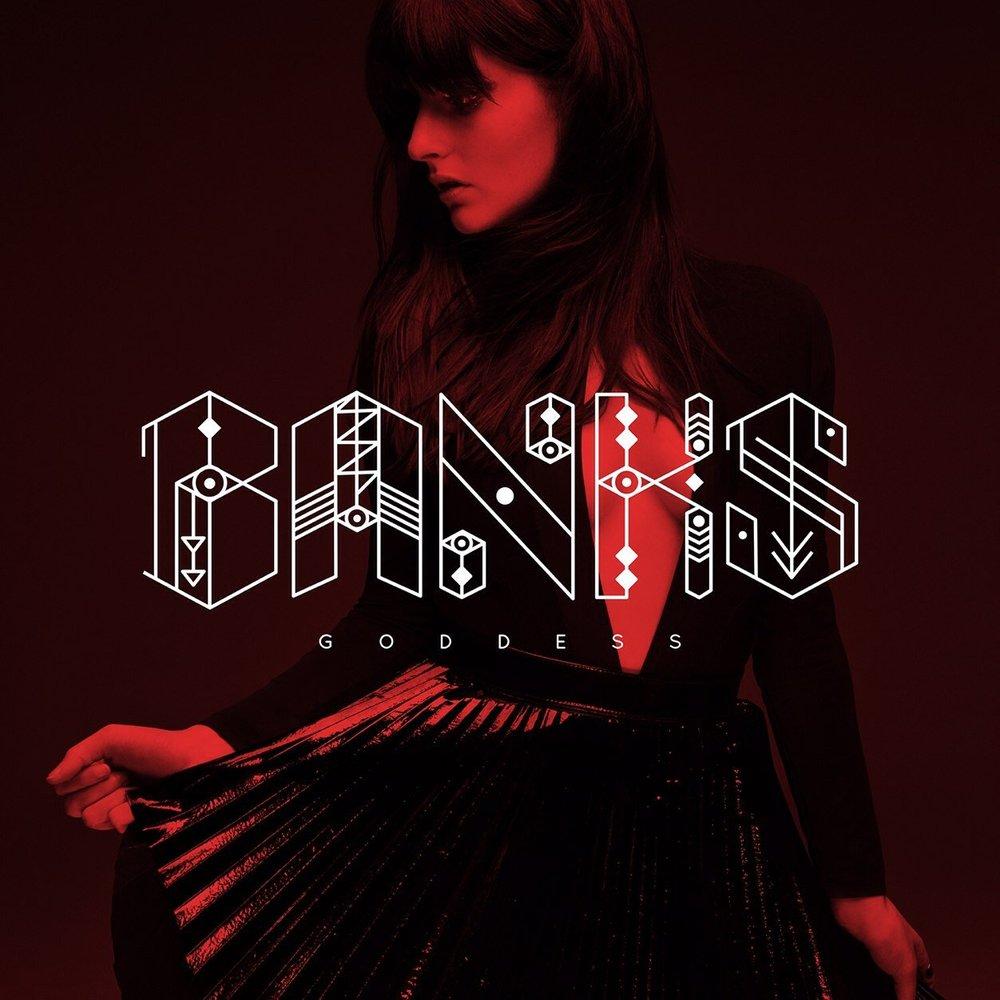 Banks - Goddess (Album Cover)