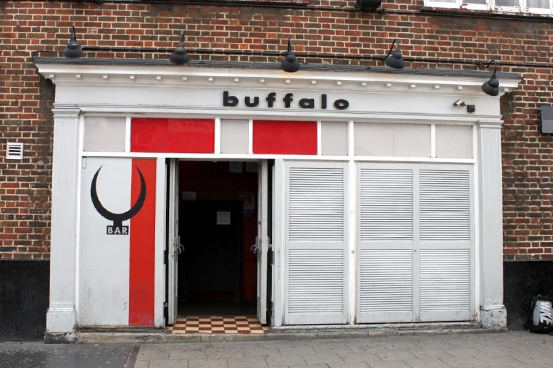 Save the Buffalo Bar