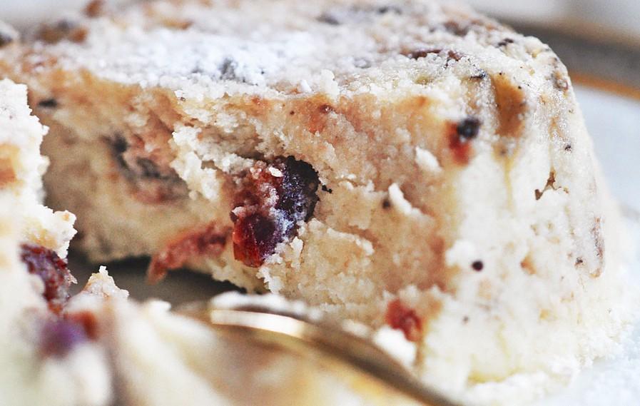 Mincemeat cheesecake