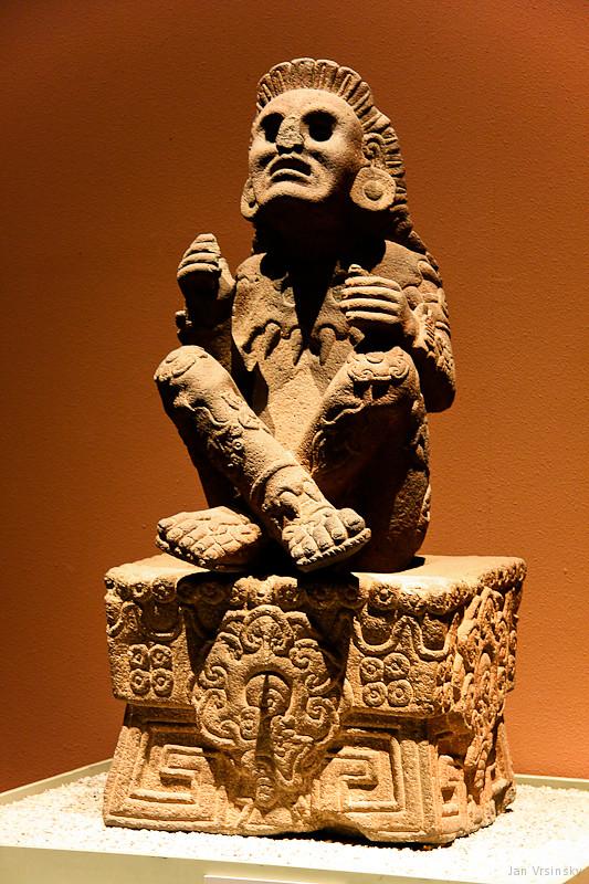 Xochipilli - the Aztec goddess of psychoactive plants