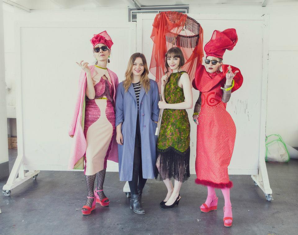 Olivia Hulme Costume Designs
