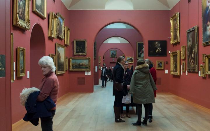 David Rothwell Emily Carr Exhibition