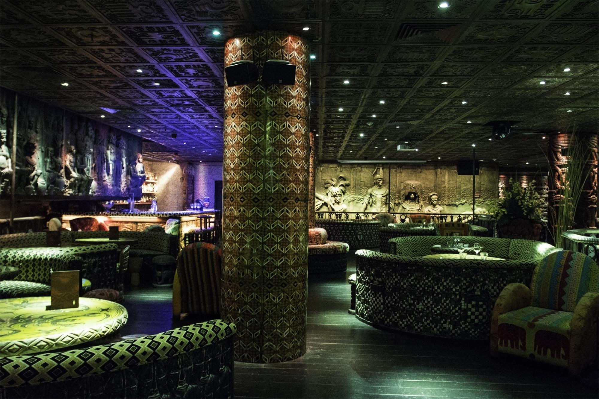Shaka Zulu Restaurant, London [David_Rothwell_Shaka_Zulu_Camden