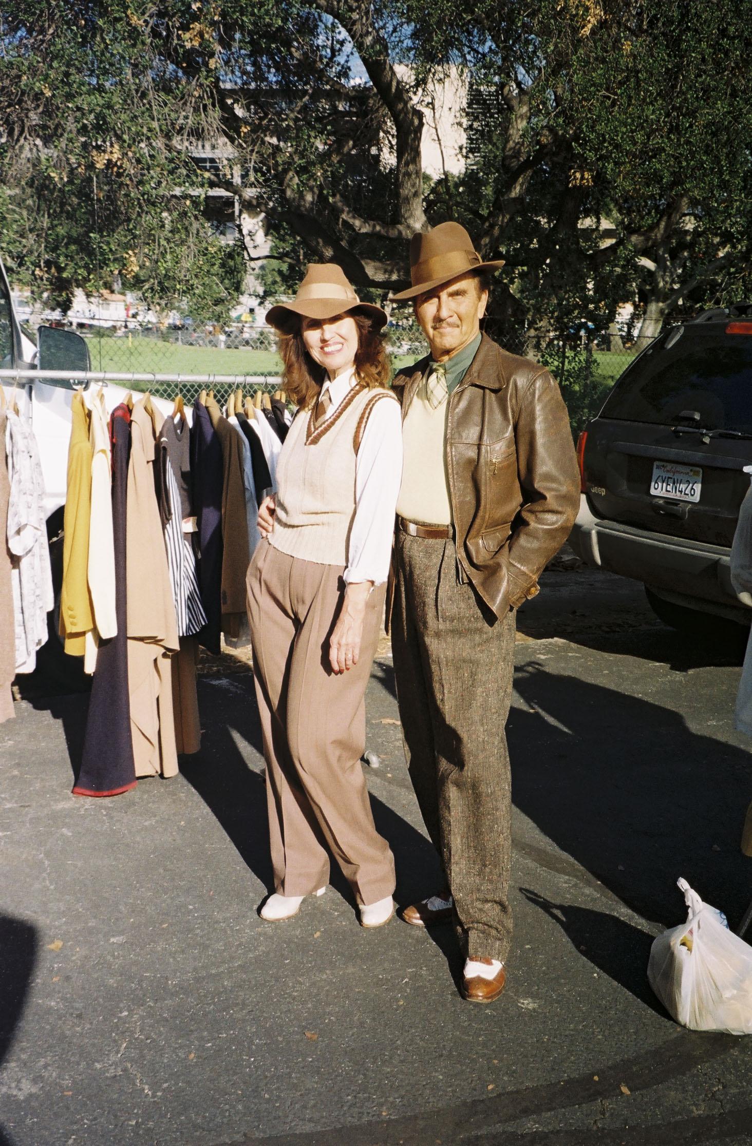 LA - Vintage style