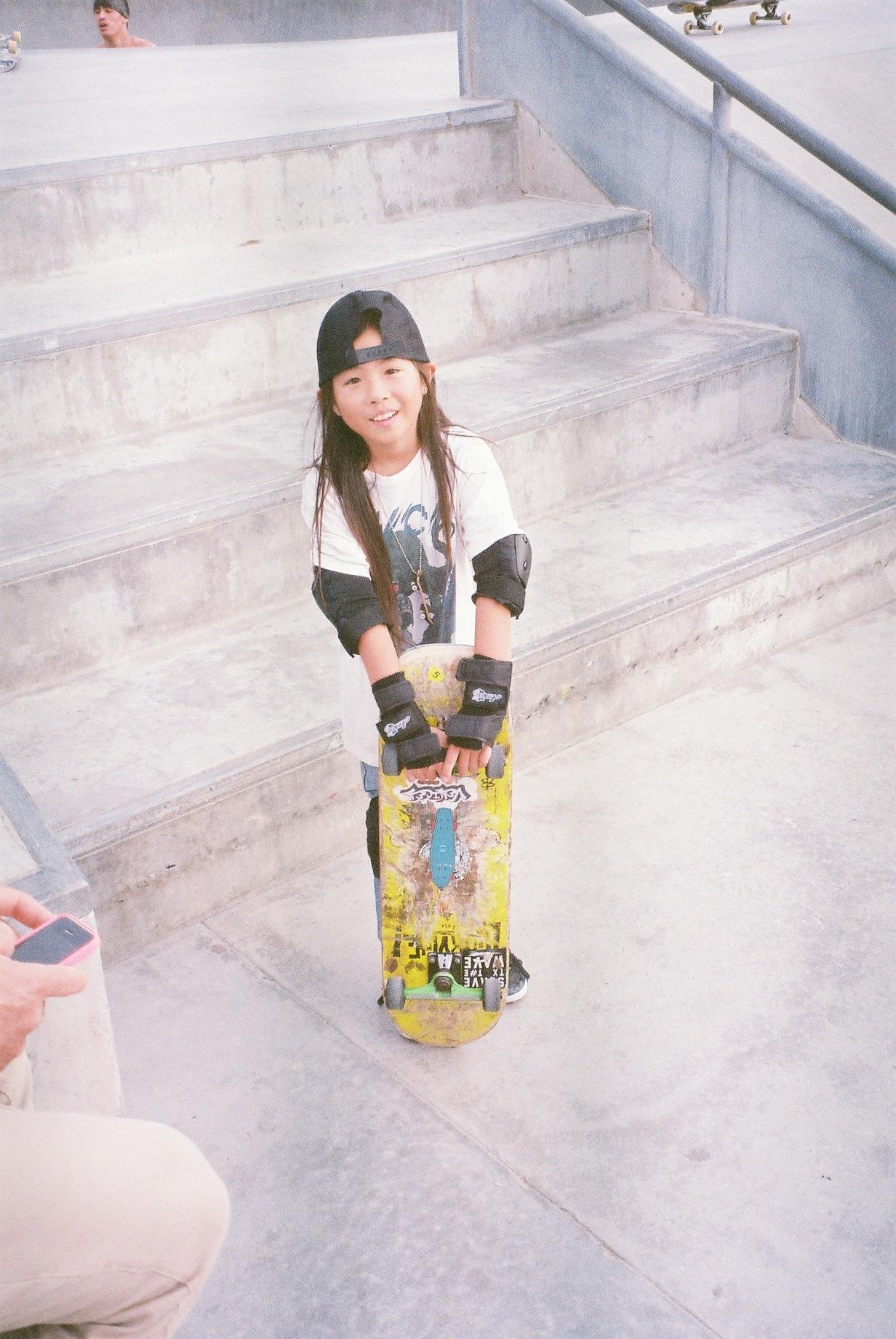 LA - Skater girl