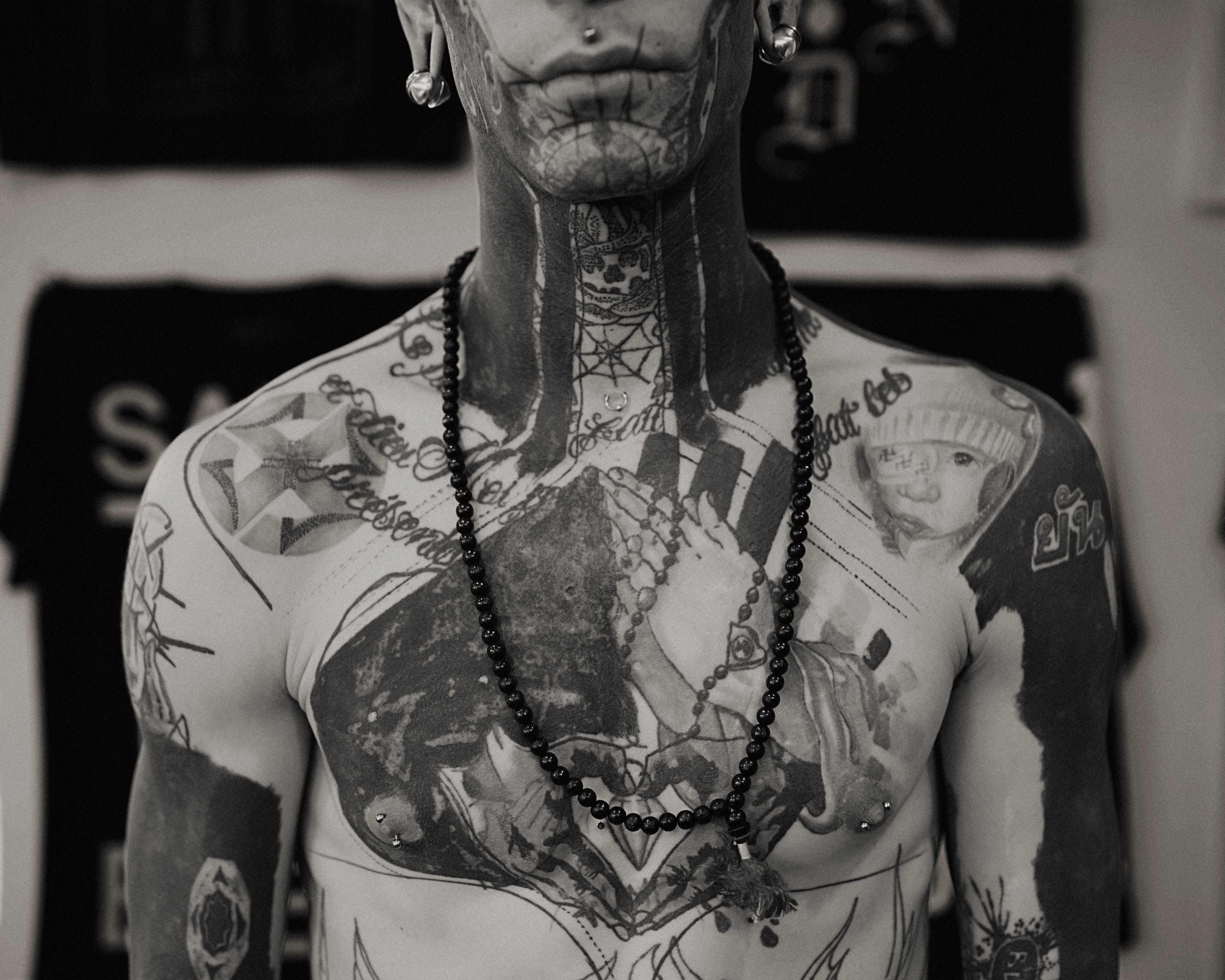 Yann portrait