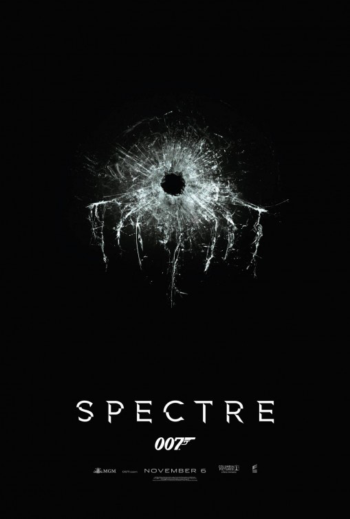 Spectre_Poster_James_Bond Columbia Pictures Danjaq United Artists and Sam Mendes