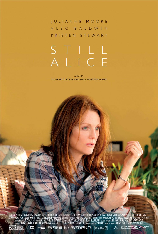 Still_Alice_Movie_Poster Wash Westmoreland. Production: BSM Studio, Big Indie Pictures, Killer Films, Shriver Films