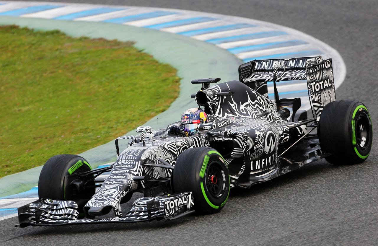 Test Formula 1 Jerez 2015: [Flickr: Flavio Blasi]