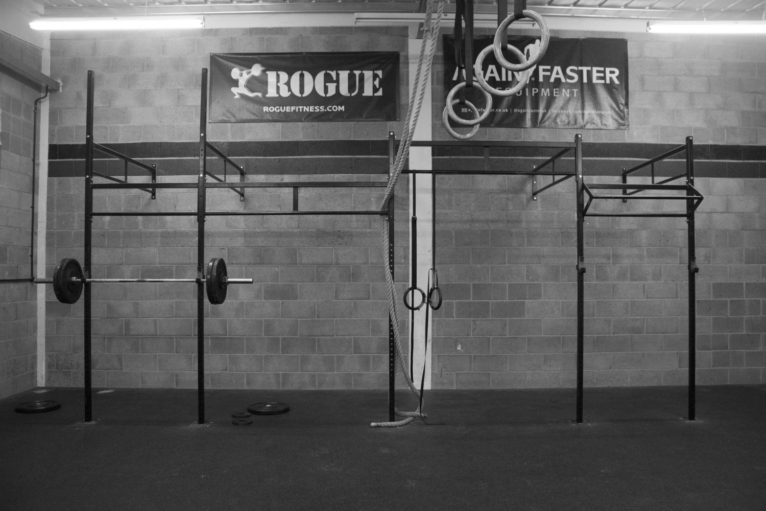 The 'box', Cross Fit's name for their gyms.