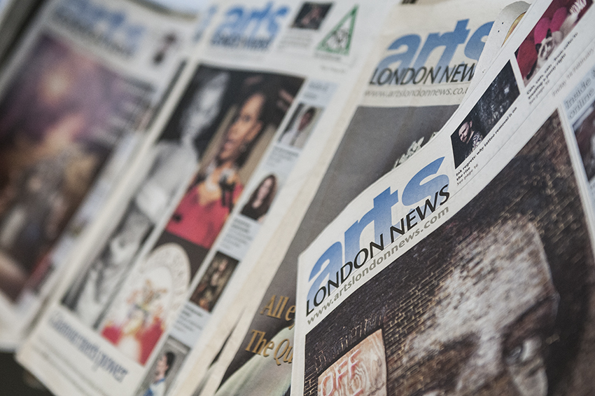 Arts London News