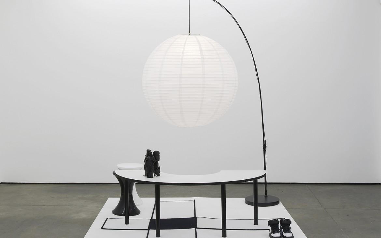 Matthew Darbyshire, Furniture Island No. 8, 2012