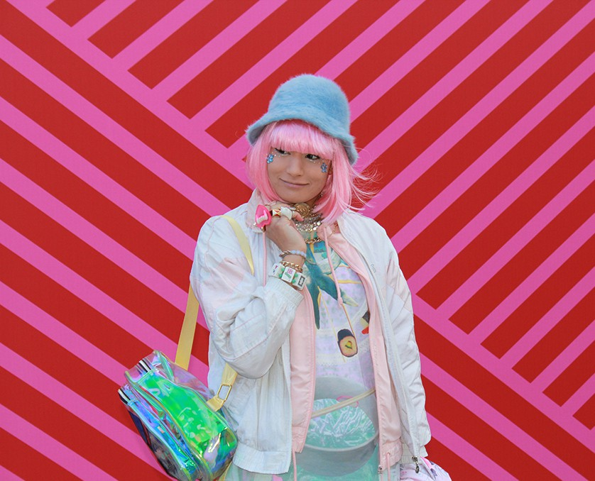 Street Style at LFW [Elvira Nuriakhmetova]