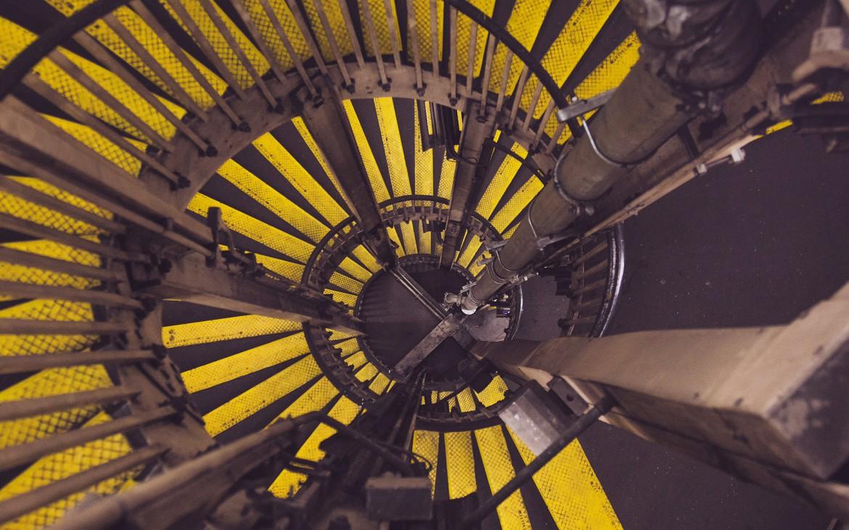 Spiral staircase [The Boy Geniuz Photography]