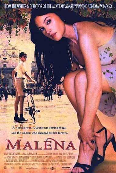 Malena poster [Medusa Film]