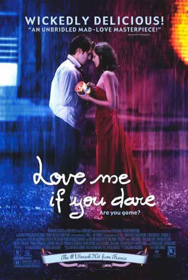 Love me if you dare poster [Nord-Ouest Productions]