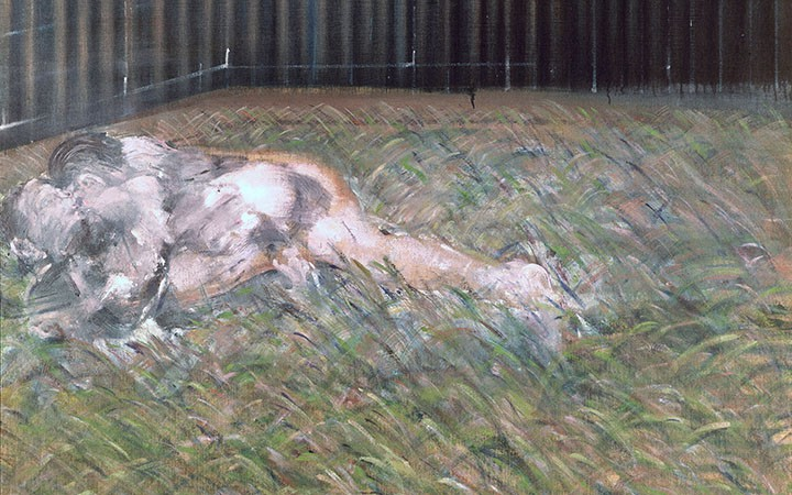 Two Figures in the Grass Copyright: The Estate of Francis Bacon. All rights reserved / DACS 2015