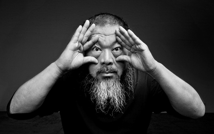 Portrait of Ai Weiwei Photo (c) Gao Yuan
