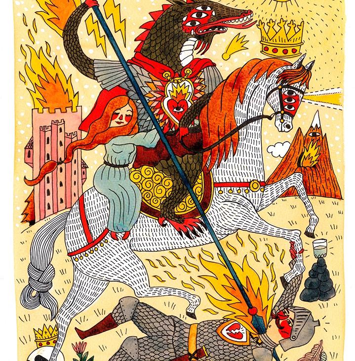 Ricardo Cavolo illustration