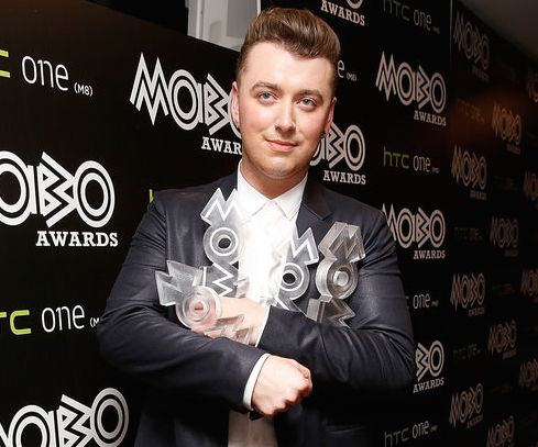 Man with Mobo awards