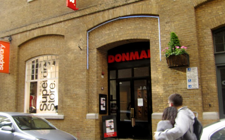 Donmar Warehouse [La Citta Vita via Flickr]
