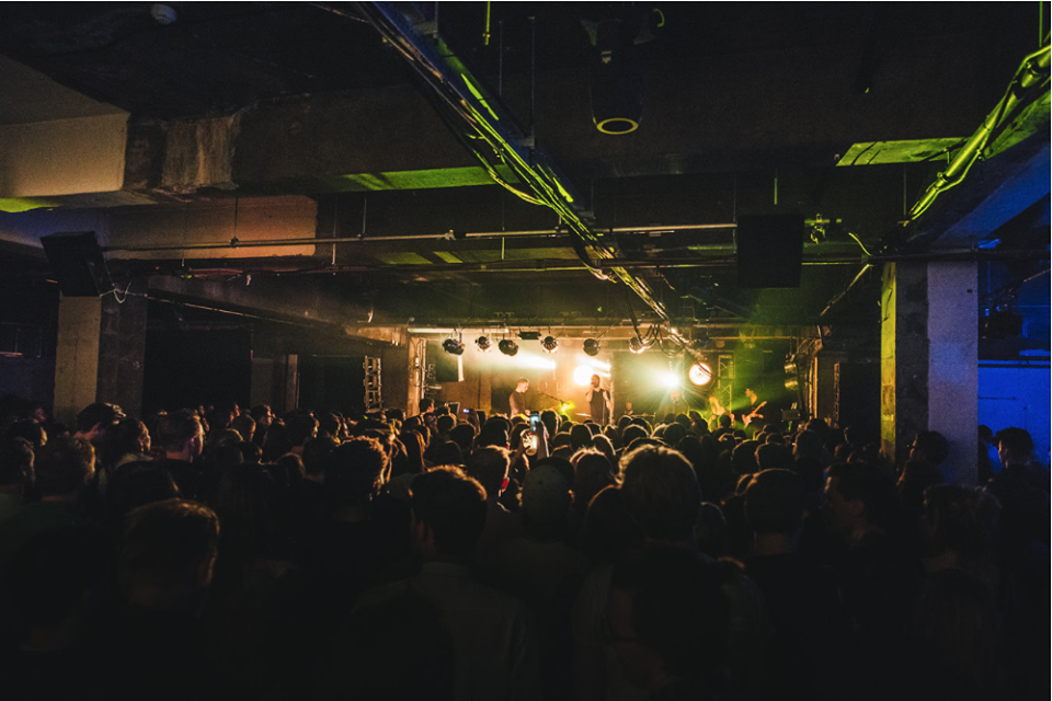 Honne @ The Laundry, Hackney