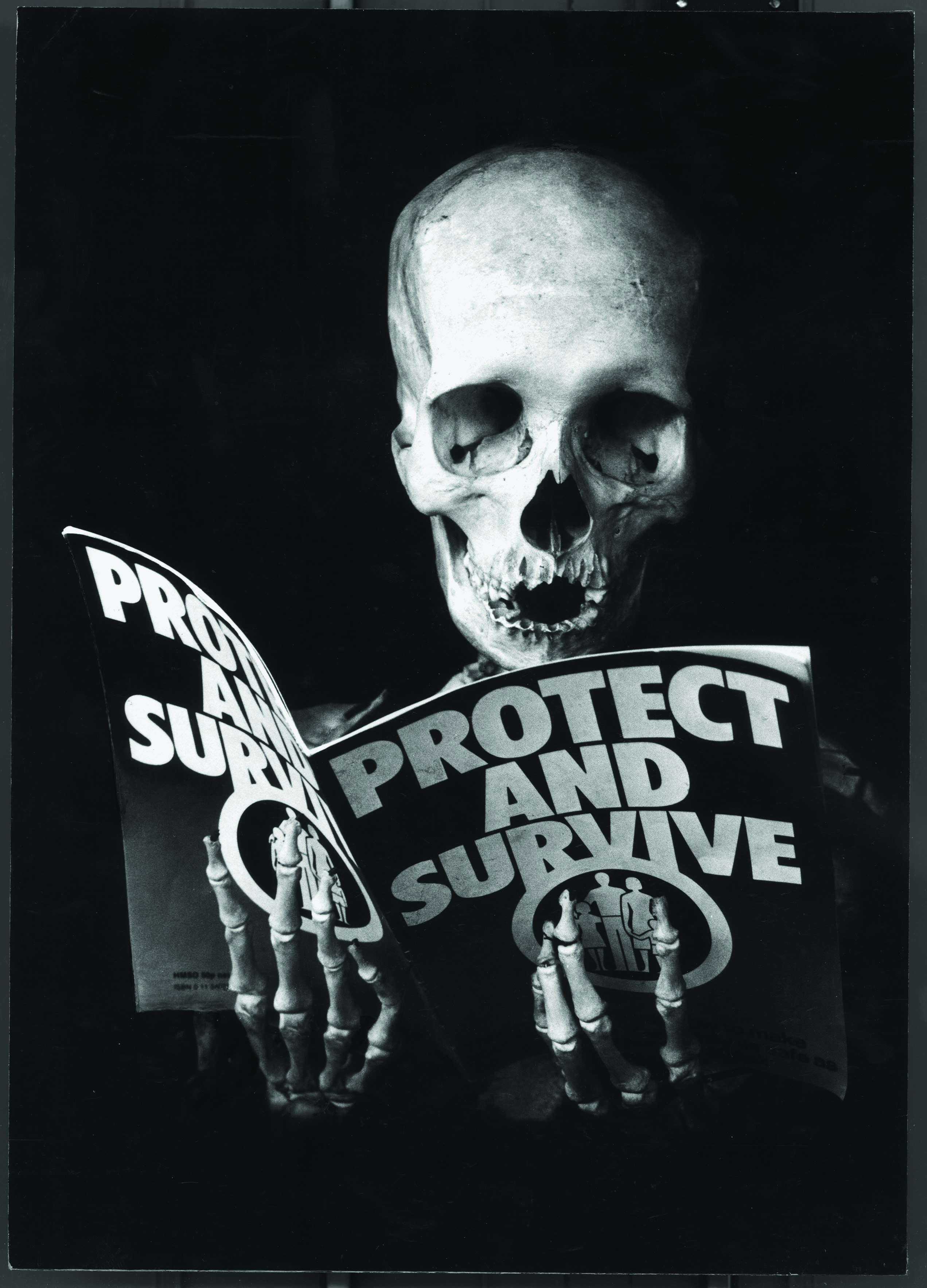 © Peter Kennard 'Protect & Survive'