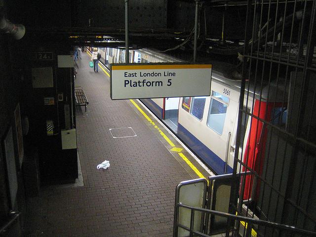 Pubic transport in London