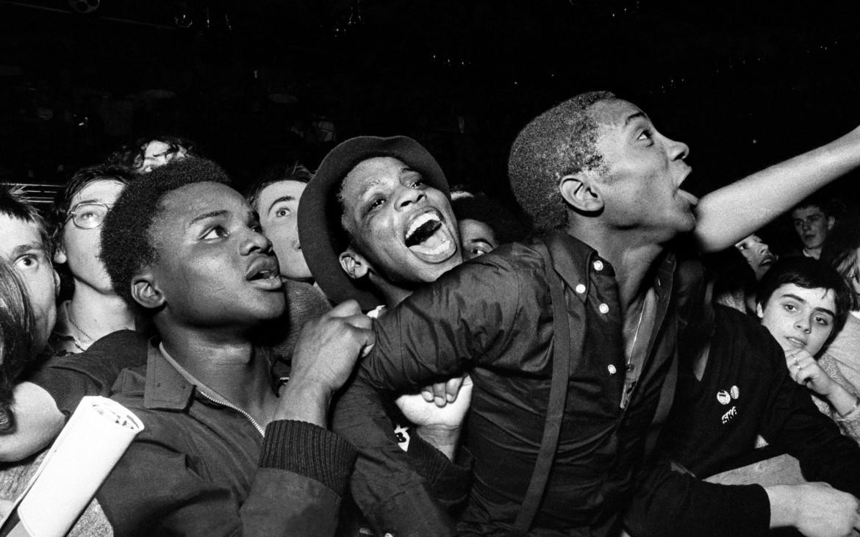 RAR Carnival Against the Nazis Leeds, 1981 Copyright Syd Shelton