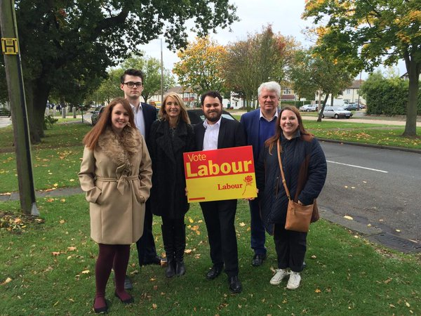 Canvassing in Southend