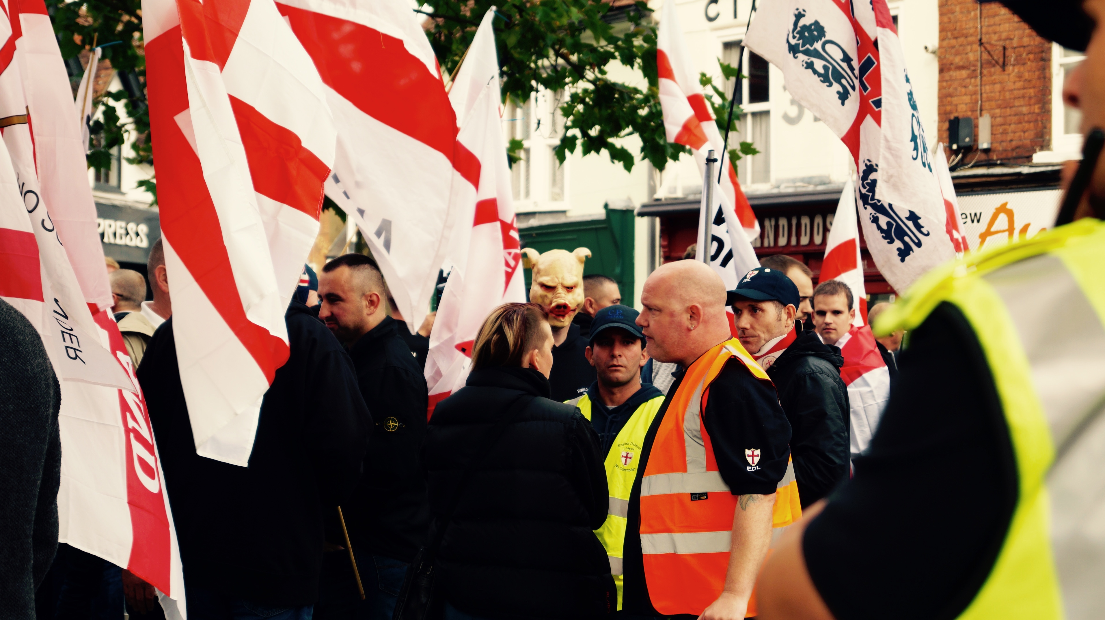 The EDL at Aylesbury