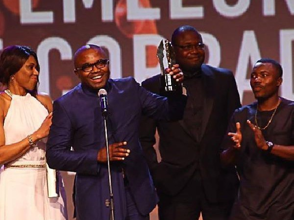 Winner at the Africa Magic Movies Awards