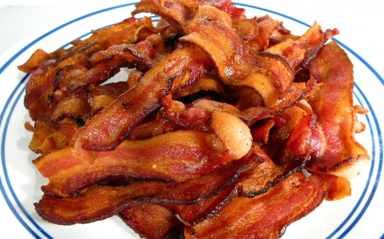 Bacon, cancer,
